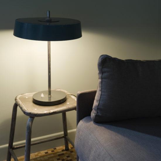 suite 2 chambres canapé lampe montparnasse