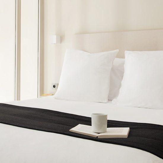 appartement 3 chambres lit double etoile