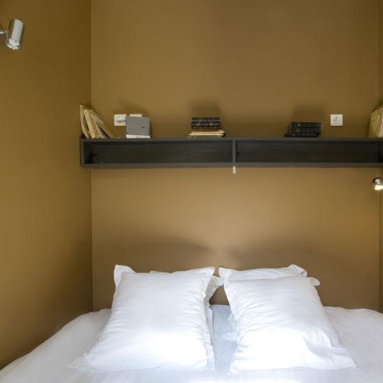 suite 2 chambres lit montparnasse