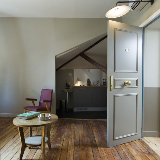 suite deluxe salon montparnasse